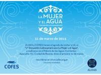 1º Encuentro Latinoamericano sobre la Mujer y el Agua 2015
