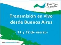 """Transmisión en vivo: V Asamblea General de Miembros de GWP Sudamérica y Taller """"Hacia un Programa Sudamericano de Gestión de la Sequías"""""""
