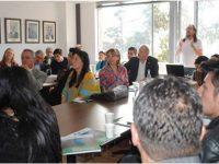 La membresía de Colombia se reúne en Pontificia Universidad Javeriana