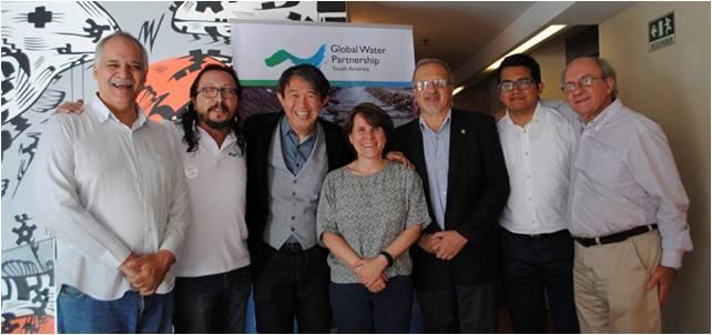 Sesiona el primer encuentro anual de Comité Directivo de Sudamérica
